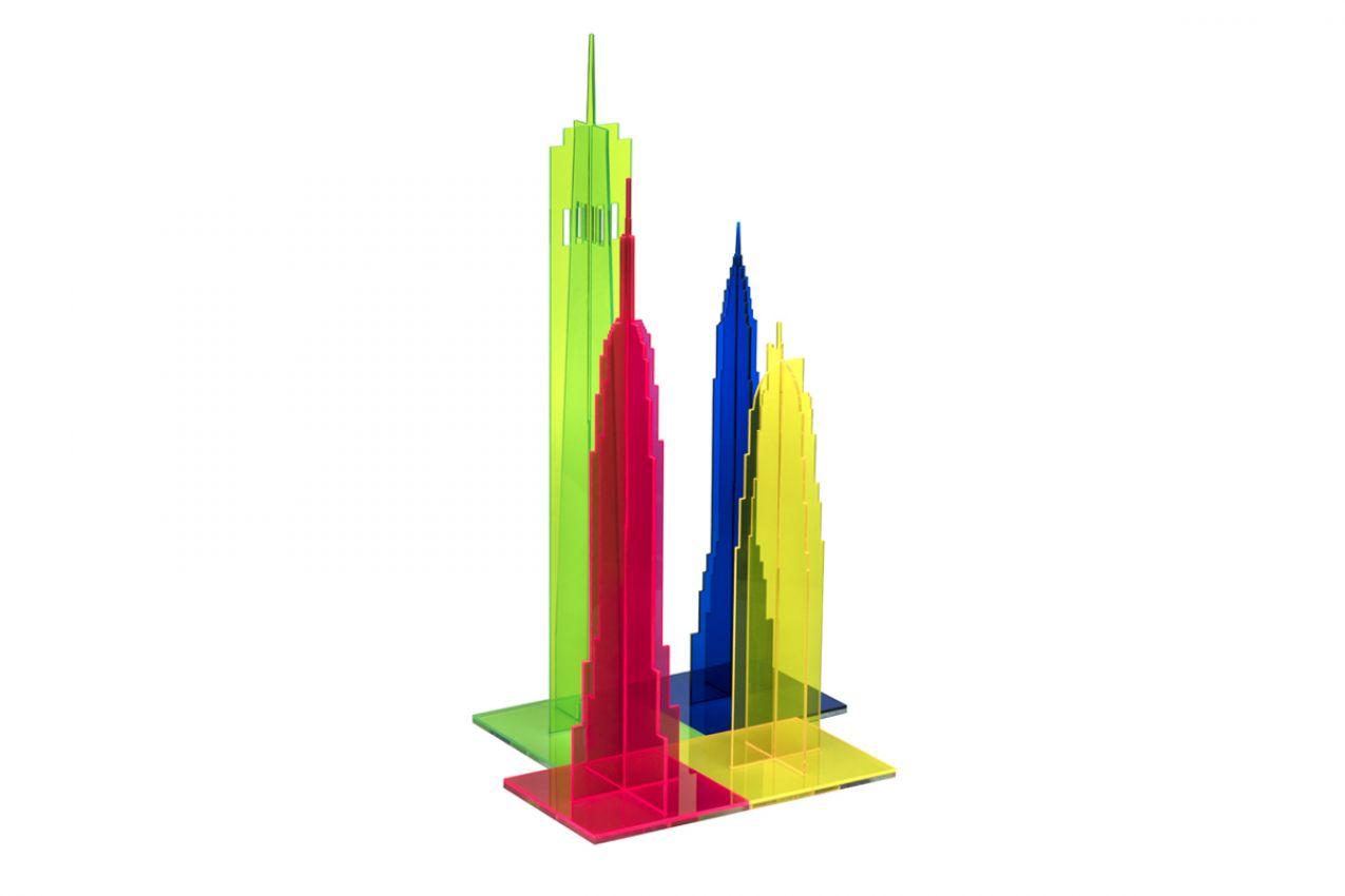 """NEW YORK COLOR"" BUILDING KIT"