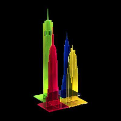 """NEW YORK"" BUILDING KIT"