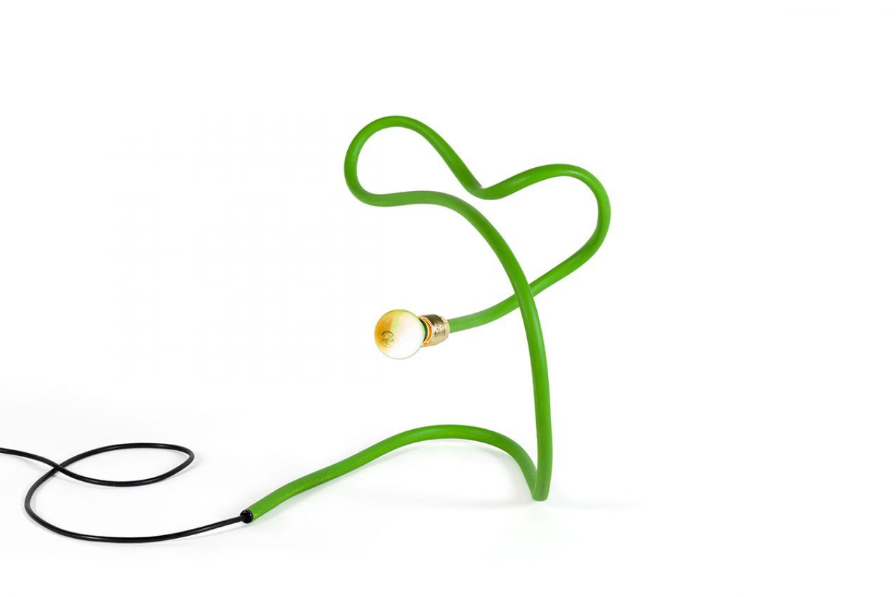 YELLOW GREEN LAMP