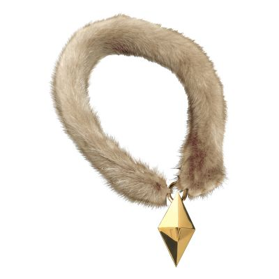COLLAR SABA FUR LIGHT